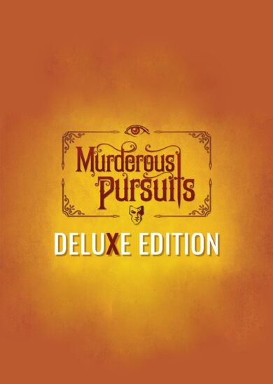 Murderous Pursuits - Upgrade to Deluxe Edition (DLC) Steam Key GLOBAL