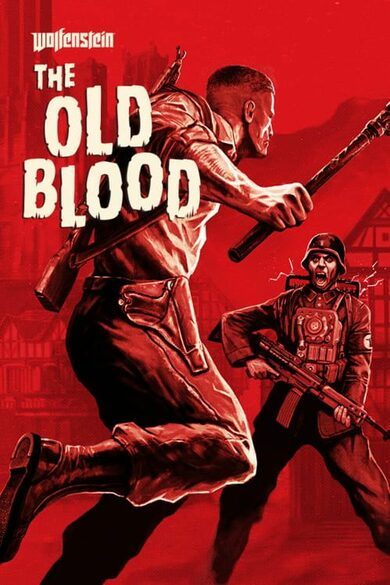 Wolfenstein: The Old Blood Steam Key GLOBAL