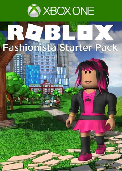 Buy Roblox Fashionista Starter Pack Xbox One Xbox Live Key