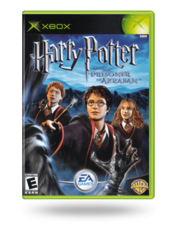Harry Potter and the Prisoner of Azkaban Xbox
