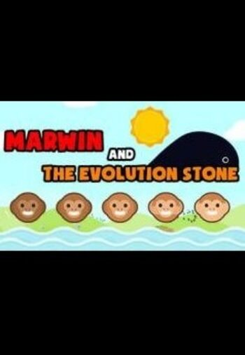 Marwin and The Evolution Stone Steam Key GLOBAL