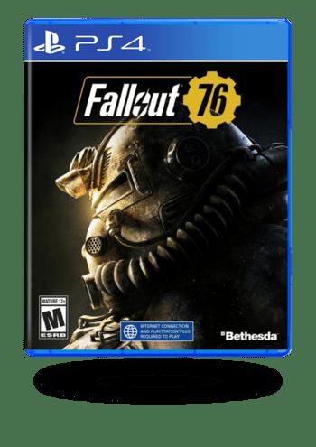 Fallout 76 PlayStation 4
