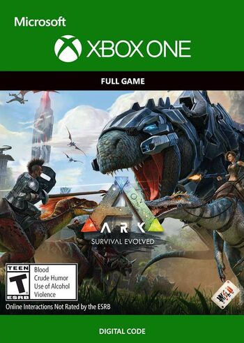 ARK: Survival Evolved (Xbox One) Xbox Live Key EUROPE