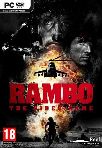 Rambo The Video Game Steam Key GLOBAL