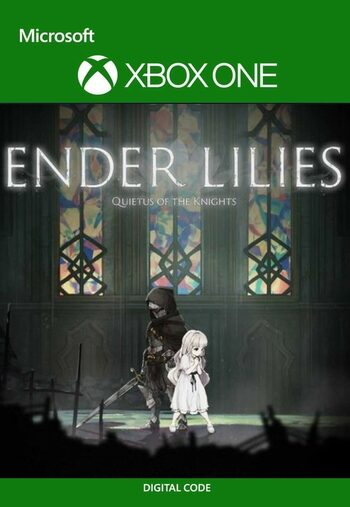 ENDER LILIES: Quietus of the Knights XBOX LIVE Key EUROPE
