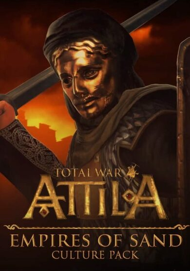 Total War: Attila - Empire of Sand Culture Pack (DLC) Steam Key GLOBAL