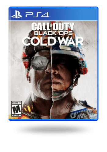 Call of Duty: Black Ops - Cold War PlayStation 4