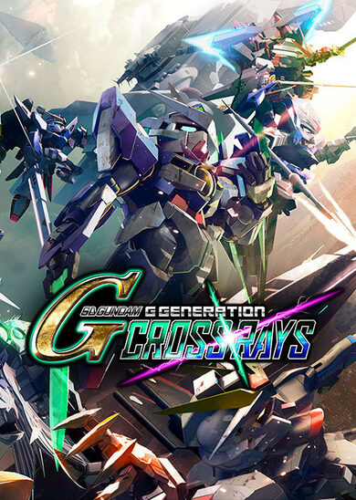 SD Gundam G Generation Cross Rays Steam Key GLOBAL