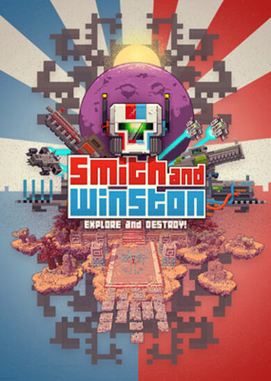 Smith and Winston Steam Key GLOBAL