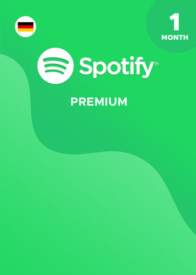 Spotify Premium 1 Month Key GERMANY