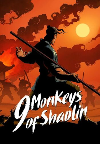 9 Monkeys of Shaolin Steam Key GLOBAL