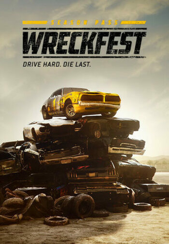 Wreckfest Season Pass 2 (DLC) Steam Key GLOBAL