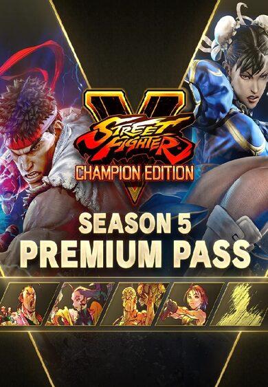Street Fighter V - Season 5 Premium Pass (DLC)