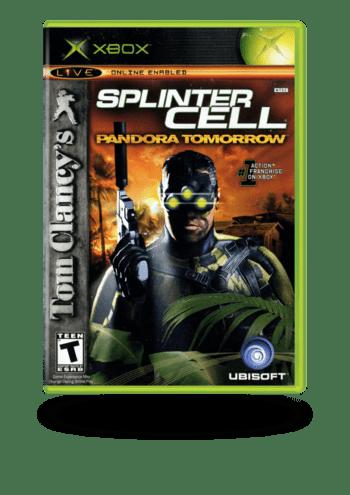 Tom Clancy's Splinter Cell: Pandora Tomorrow Xbox