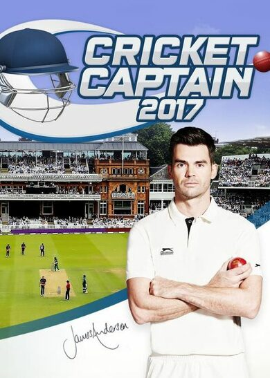 Cricket Captain 2017 Steam Key GLOBAL