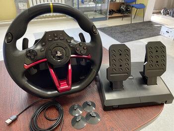 Hori RWA Racing Wheel Apex vairas su pedalais, tik PC V19