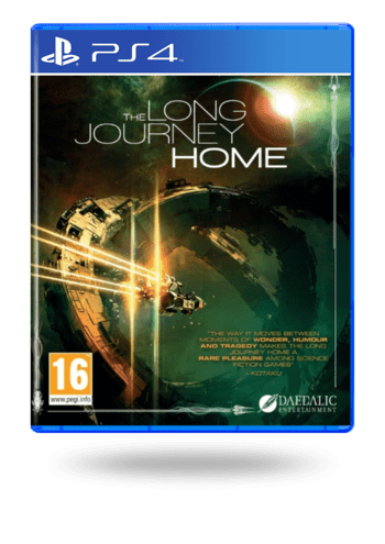 The Long Journey Home PlayStation 4