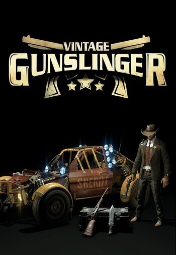 Dying Light - Vintage Gunslinger Bundle (DLC) Steam Key GLOBAL