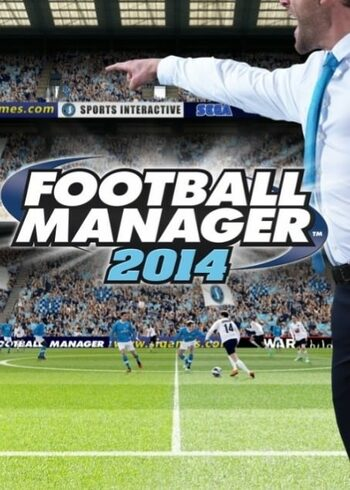 Football Manager 2014 Steam Key EUROPE