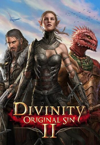 Divinity: Original Sin 2 - Divine Ascension (DLC) Gog.com Key GLOBAL