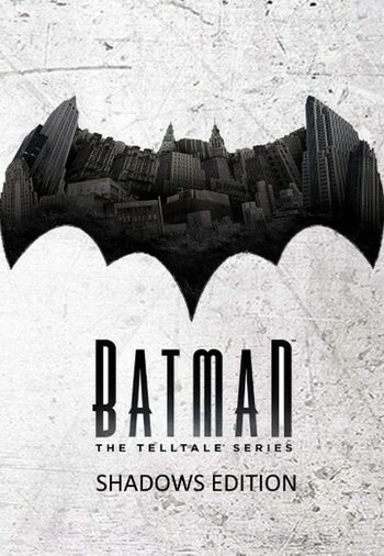 Telltale Batman Shadows Edition Steam Key GLOBAL