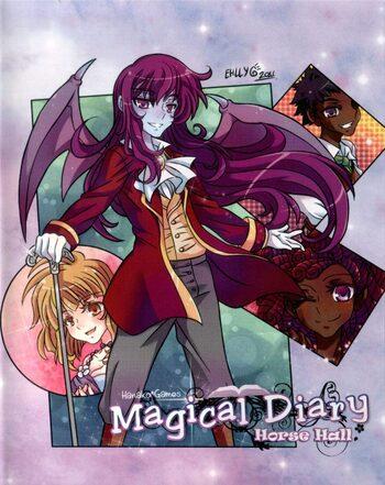 Magical Diary: Horse Hall Steam Key GLOBAL