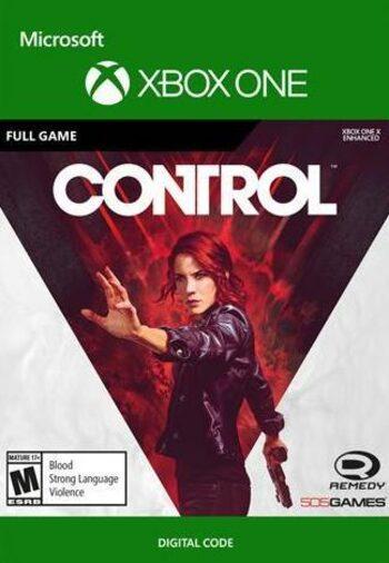 Control (Xbox One) Xbox Live Key UNITED STATES