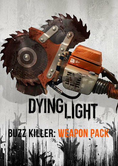 Dying Light - Buzz Killer Weapon Pack (DLC) Steam Key GLOBAL