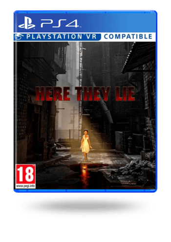 Here They Lie PlayStation 4