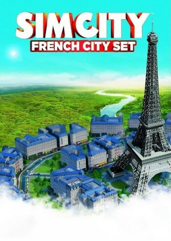 SimCity - French City (DLC) Origin Key GLOBAL