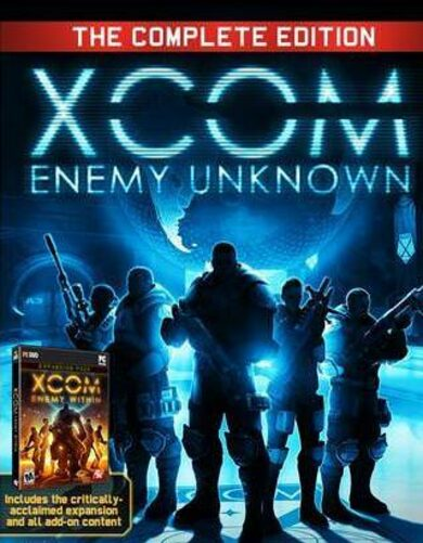 XCOM: Enemy Unknown (Complete Edition) Steam Key GLOBAL