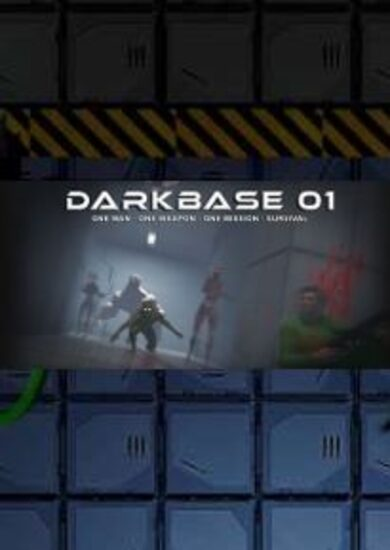 DarkBase 01  Steam Key GLOBAL