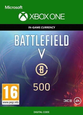 Battlefield 5 - Battlefield Currency 500 XBOX LIVE Key GLOBAL