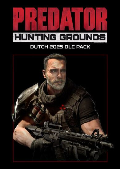 Predator: Hunting Grounds - Dutch 2025 Pack (DLC) Steam Key GLOBAL
