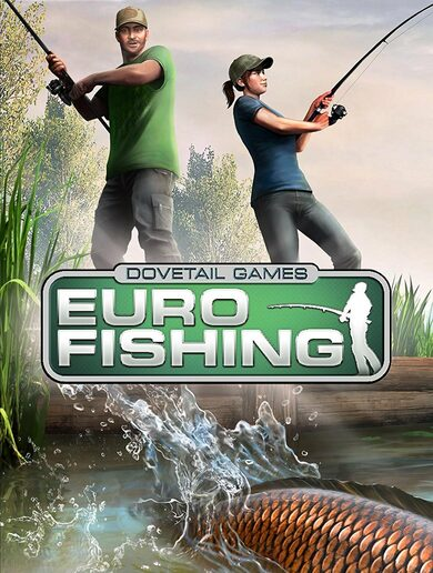 Euro Fishing Steam Key EMEA / NORTH AMERICA