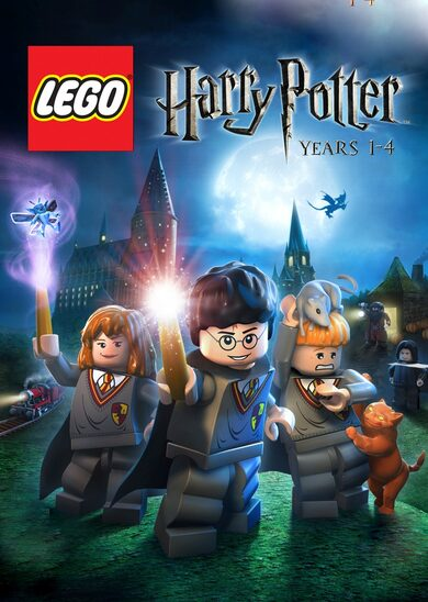 LEGO: Harry Potter Years 1-4 Steam Key GLOBAL