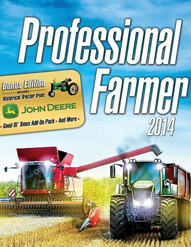 Professional Farmer 2014 Steam Key GLOBAL