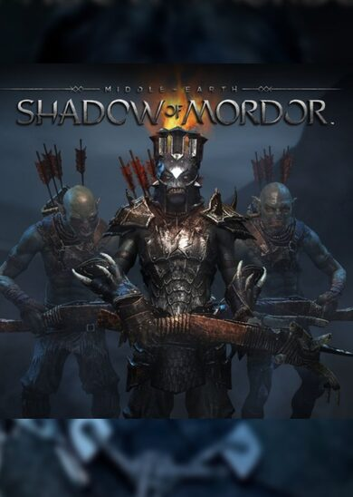 Middle-Earth: Shadow of Mordor - Flesh Burners Warband (DLC) Steam Key GLOBAL