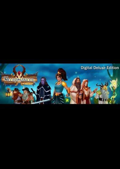 Greenolor Studio / Necromancer Returns - Digital Deluxe Edition Steam Key GLOBAL