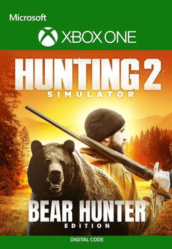 Hunting Simulator 2 Bear Hunter Edition XBOX LIVE Key EUROPE