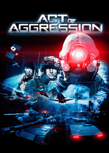 Act of Aggression Steam Key GLOBAL