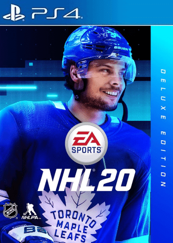 NHL 20 (Deluxe Edition) (PS4) PSN Key UNITED STATES