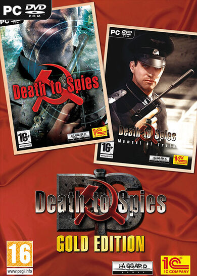 Death to Spies: Gold Steam Key GLOBAL
