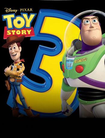 Disney Pixar Toy Story 3 Steam Key GLOBAL