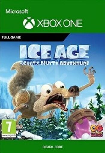 Ice Age Scrat's Nutty Adventure (Xbox One) Xbox Live Key UNITED STATES