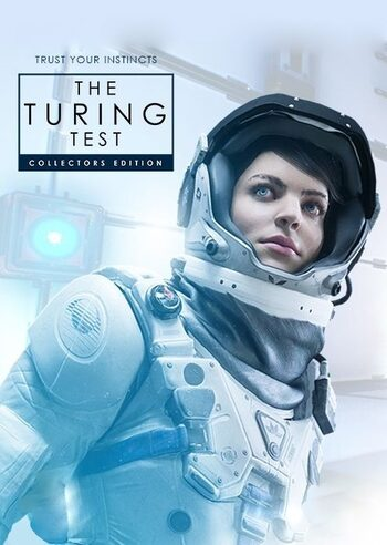 The Turing Test (Collector's Edition) Steam Key GLOBAL