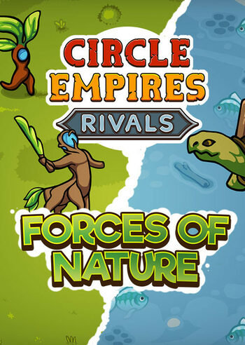 Circle Empires Rivals: Forces of Nature (DLC) Steam Key GLOBAL