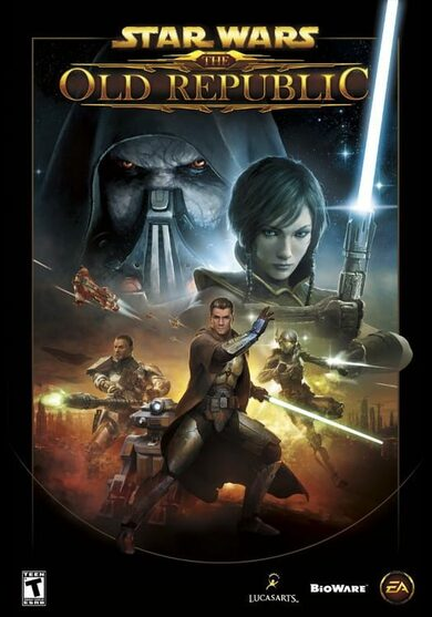 Star Wars: The Old Republic (SWTOR) Official website Key EUROPE