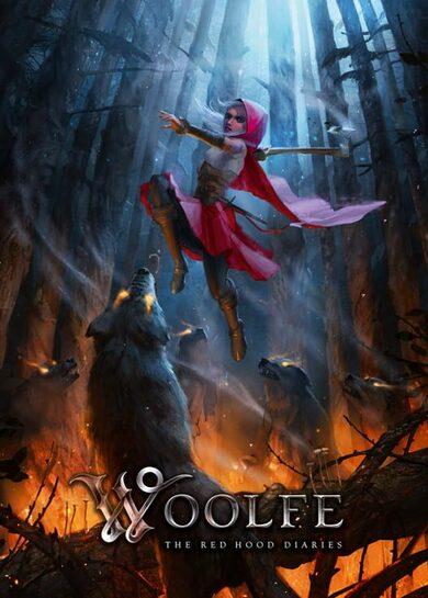 Woolfe - The Red Hood Diaries Steam Key GLOBAL