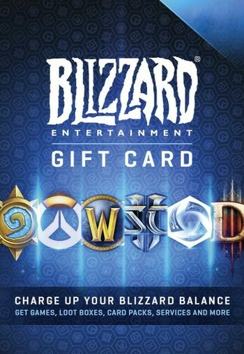 Battle.net Gift Card 25,98 EUR Battle.net Key EUROPE